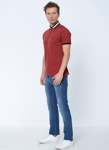 George Hogg Tişört Kırmızı
